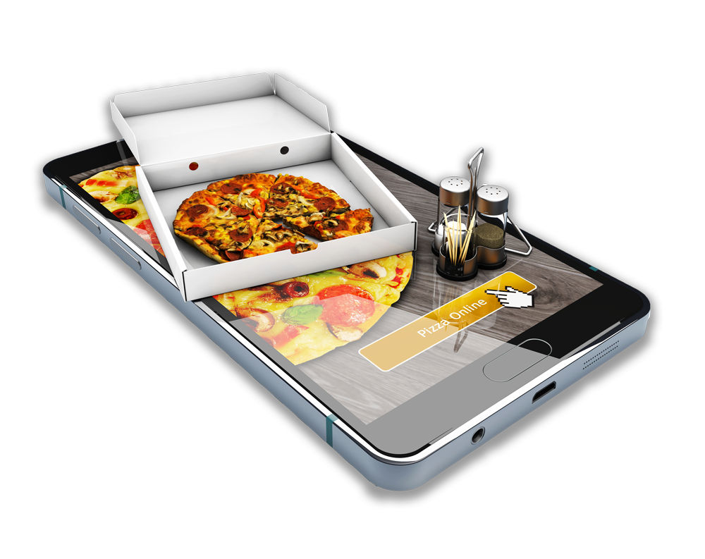 Pizza Mobile App